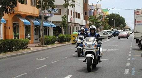 Policía Local y Guardia Civil ponen fin a una serie de robos en Santa Lucía