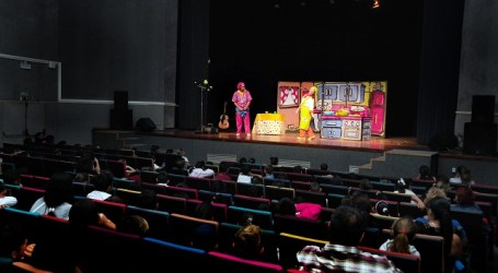 San Bartolomé de Tirajana acerca el teatro a los escolares de Infantil y Primaria