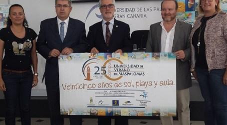 La UV de Maspalomas celebra su 25 aniversario con importantes novedades