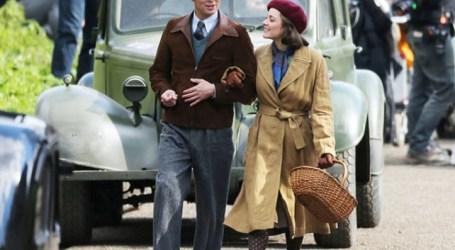 Infecar será el epicentro de la película de Brad Pitt y Marion Cotillard