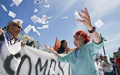 """El documental """"No estamos solos"""" llega a Maspalomas de la mano de Podemos"""