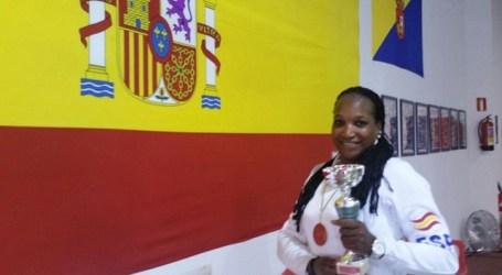 La tiradora de Maspalomas Dianicely Marín, campeona de Canarias absoluta