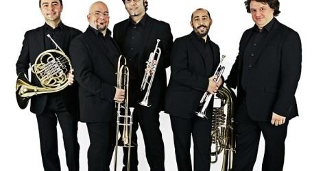 Spanis Brass-Luur Metals, plato fuerte del IV Festival de Trompeta de Maspalomas