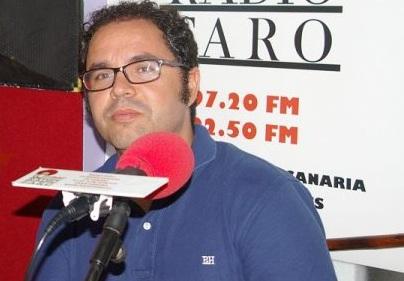 Gustavo Santana, ecretario geenral de UGT Canarias