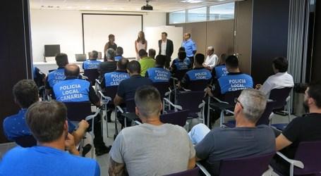 La Unidad de Barrio de Santa Lucía toma referencias de Badalona para su trabajo