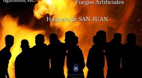 Piñas asadas y música popular para la tradicional noche de San Juan moganera