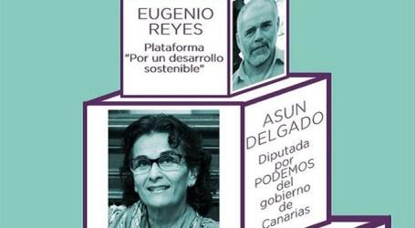 Podemos organiza en Playa del Inglés un debate sobre la Ley del Suelo
