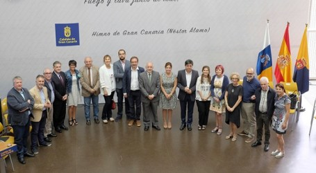 """El Cabildo """"ha plantado los cimientos de la transformación"""" de Gran Canaria"""