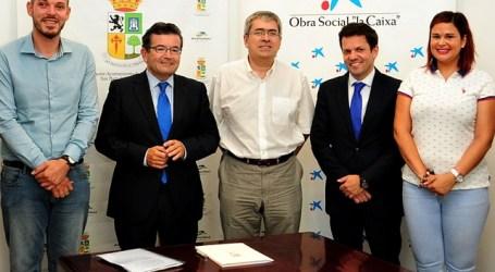 La Obra Social la Caixa apoya el proyecto 'San Bartolomé de Tirajana Accesible'