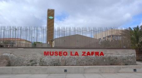 Exposición de miniaturas en el Museo de La Zafra de Santa Lucía