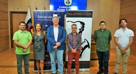 """La OFGC debuta en el Festival Internacional de Saxofón y Jazz """"Villa de Teror"""""""