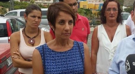 La alcaldesa de Mogán sigue dando largas al problema de Puerto Rico