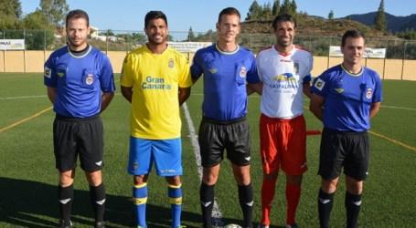 La Unión Deportiva Las Palmas responde al calor de Tunte con 8 goles