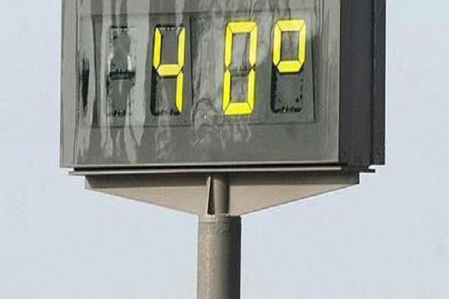 Altas temperaturas en el sur de Gran Canaria