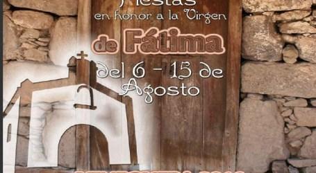 Veneguera celebra sus fiestas en honor a la Virgen de Fátima