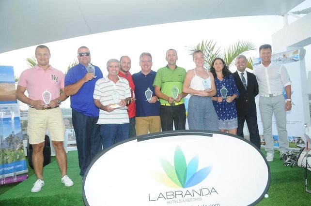 I Torneo Labranda Hotels & Resorts-Meeting Point, ganadores