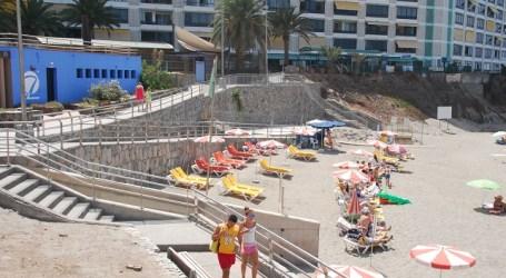 Mogán espera conseguir la bandera azul para la playa de Patalavaca en 2017