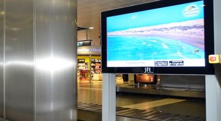 Gran Canaria recibió en agosto la visita de 286.336 turistas