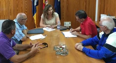 El Gobierno Incluirá el tramo Agaete-El Risco en las obras a financiar por el FDCAN