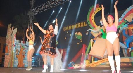 Los ciudadanos eligen 'El circo' como alegoría del Carnaval Costa Mogán 2017