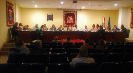 El pleno aprueba solicitar a Costas el permiso para rehabilitar la playa de El Perchel