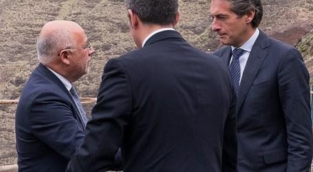 Morales, preocupado por la ambigüedad del ministro con la financiación de la carretera de La Aldea