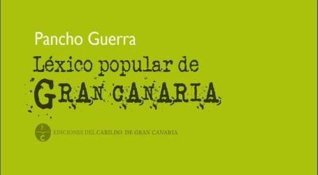 El Cabildo lanza el cuarto y último tomo de la obra de Pancho Guerra