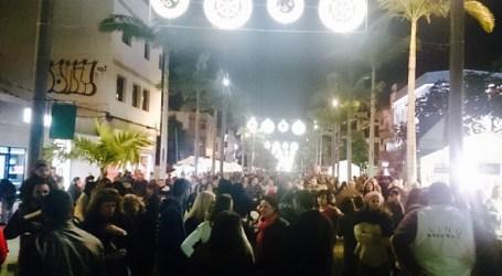 El Ayuntamiento de Santa Lucía destaca el éxito de público en la campaña navideña