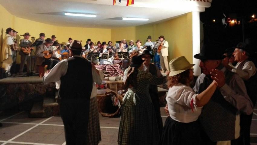 Baile de Taifa en Fataga