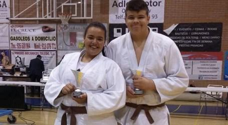 Medallas para dos judocas tirajaneros del Bushican en la fase de sector junior