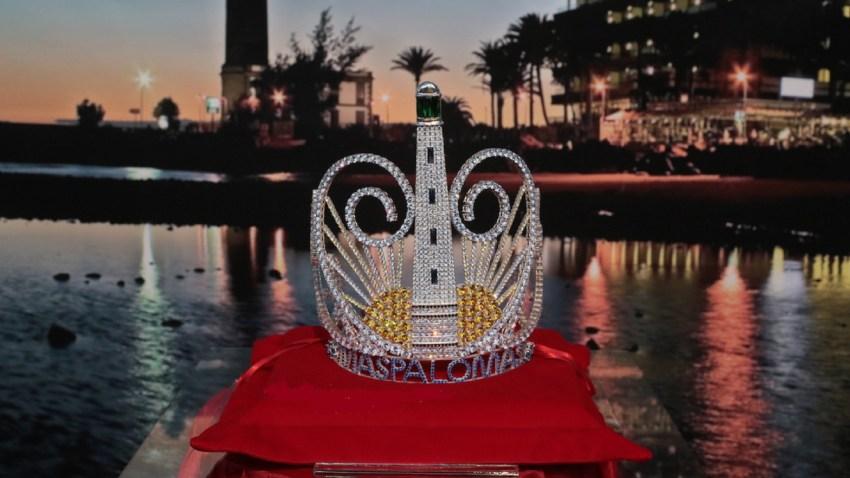 Carnaval de Maspalomas, corona de la Reina