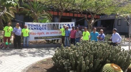 Foro Roque Aldeano, concentración abril 2017