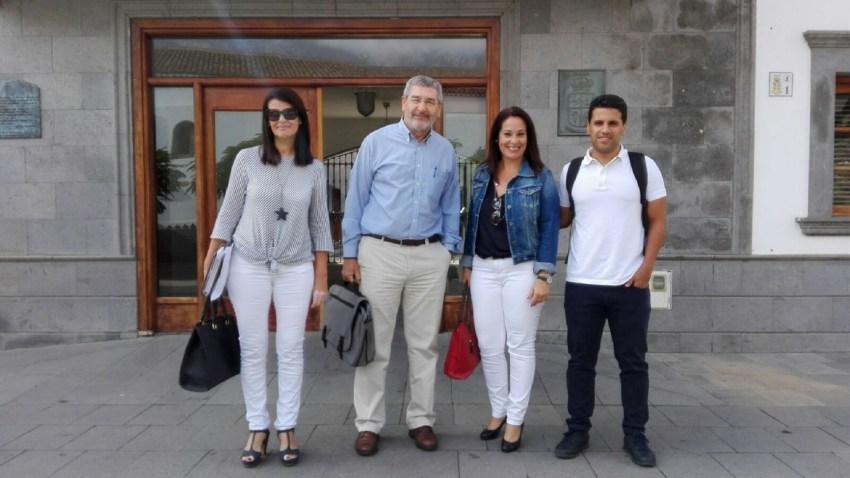 Concejales de Nueva Canarias en San Bartolomé de Tirajana