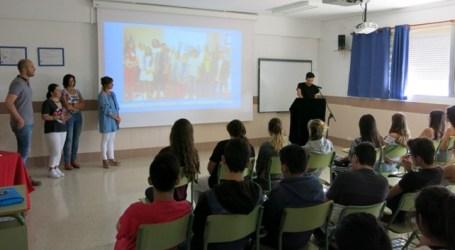 El alumno del IES Gran Canaria Julián Junco gana el premio Cuentos Solidarios de la Fecam