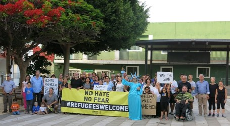 Las Jornadas de Solidaridad Camilo Sánchez contra la concesión a la UE del premio a la Concordia