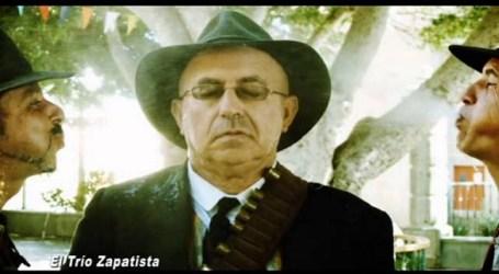 "Ramón Araújo, el juglar del ""Trío Zapatista"""