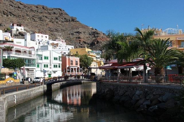 Mogan, La Venecia de Canarias