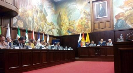 Asamblea de alcaldes de Gran Canaria