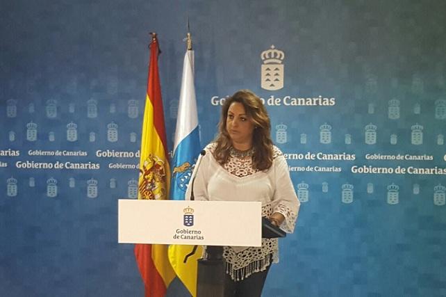Cristina Valido, datos del paro