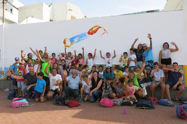 Pozo Izquierdo, Jornadas de Litoral y Medioambiente