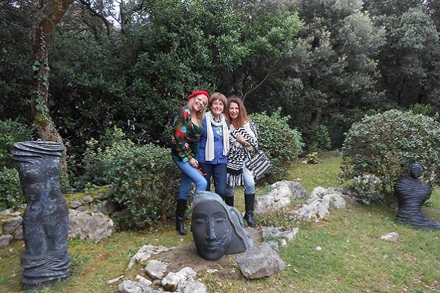Rosario Valcárcel, Cantabria