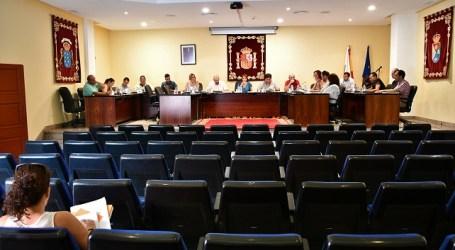 El pleno de Mogán aprueba una modificación de su presupuesto por 1,6 millones de euros