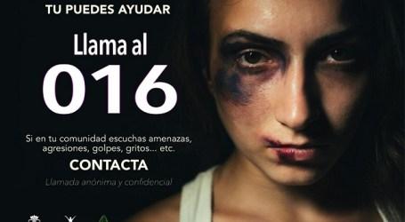 Los bloques de viviendas tendrán un cartel del 016 para prevenir la violencia de género