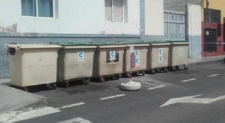 """NC rechaza la """"desproporcionada subida"""" de las tasas de recogida de basura que planea Ciuca-PSOE"""