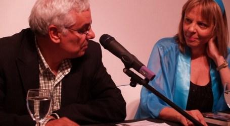 Luis León Barreto y Rosario Valcárcel presentan sus libros de cuentos en Telde