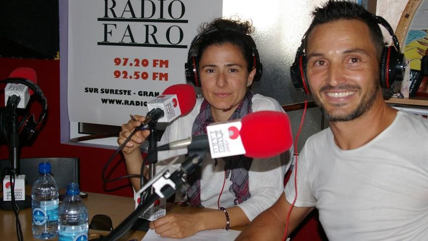 Ruyman Cardoso y Davinia Arbelo