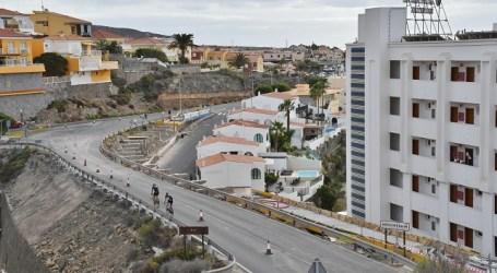 El Ayuntamiento abre una semana antes de lo previsto la GC-500 entre Arguineguín y Patalavaca