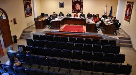 El pleno municipal de Mogán aprueba cinco encomiendas de gestión para el 2018