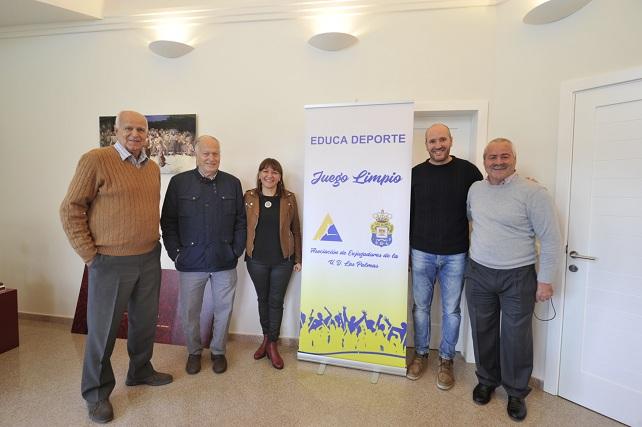 UD Las Palmas, exjugadores