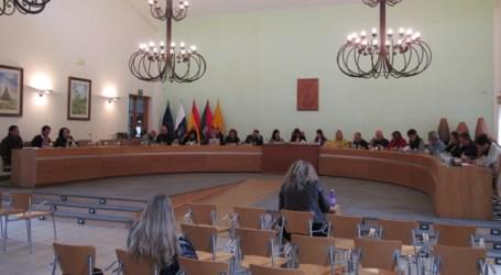 El pleno aprueba el presupuesto para las Escuelas Infantiles de Santa Lucía